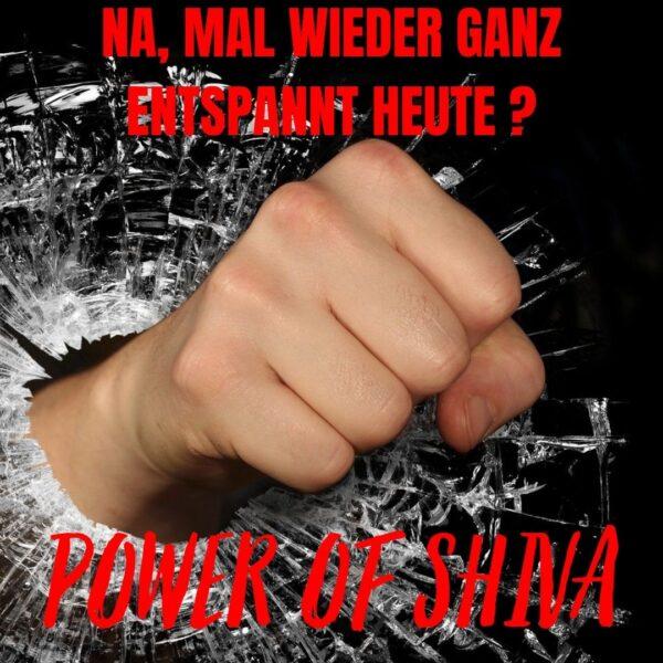 Power of Shiva - Na, mal wieder ganz entspannt? (Ironie)