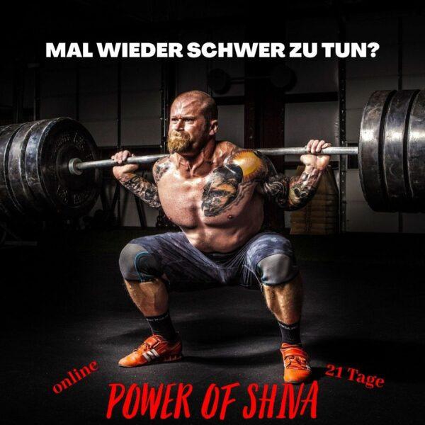 Power of Shiva - Mal wieder schwer zu tun?